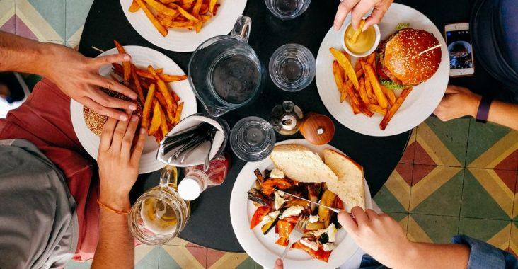 Passa på att luncha i Simrishamn